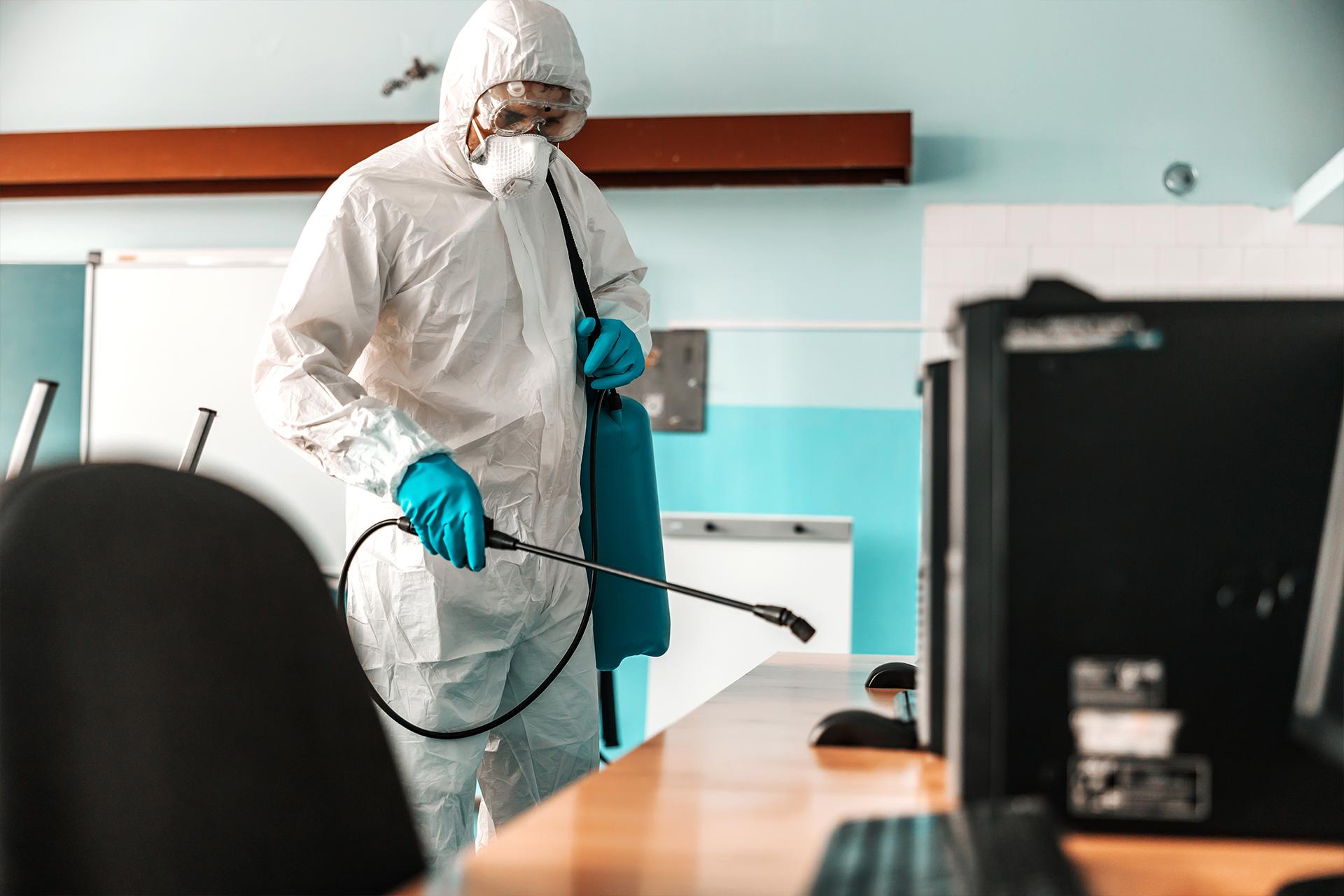 O papel da sanitização e desinfecção na reabertura das escolas