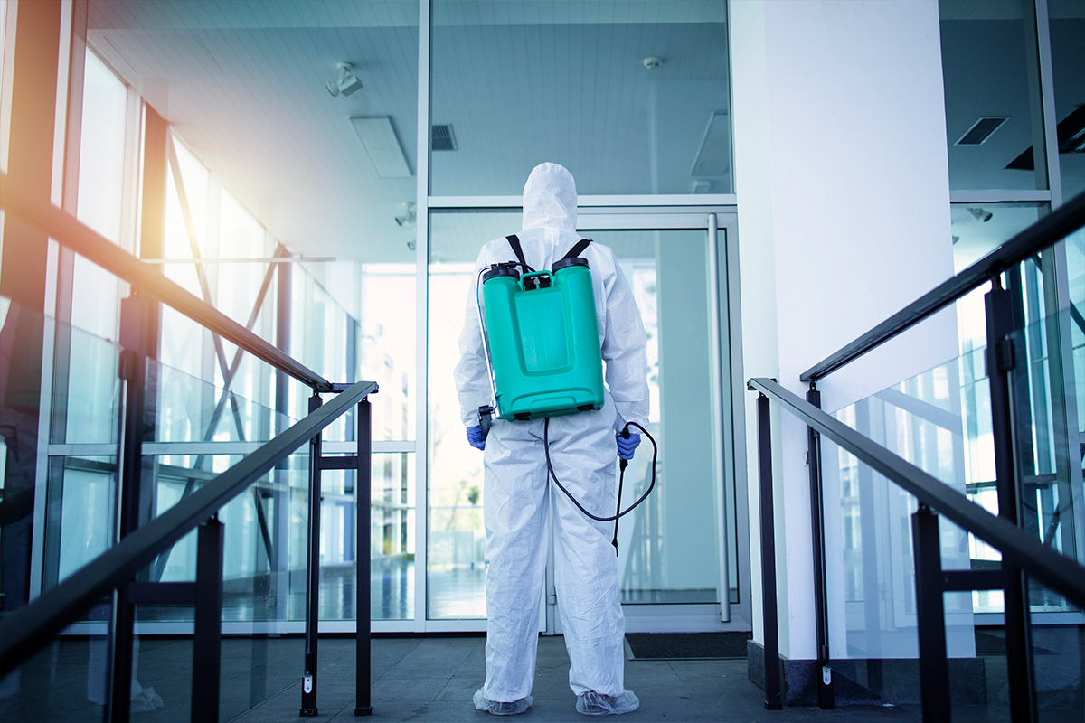 Desinfecção de ambientes na pandemia: quando devo fazer?