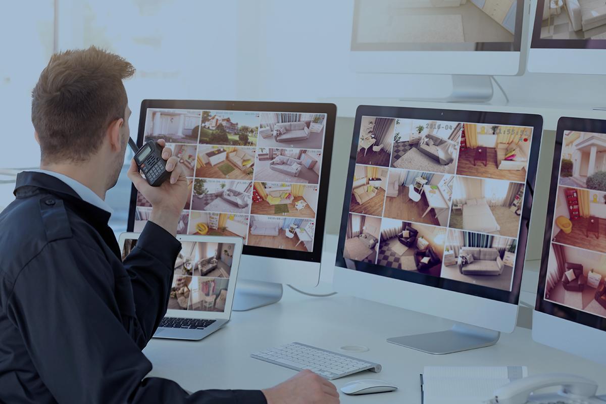 Como funciona o monitoramento em tempo real?